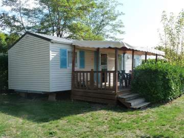 Mobil-home 3 chambres - 6 personnes